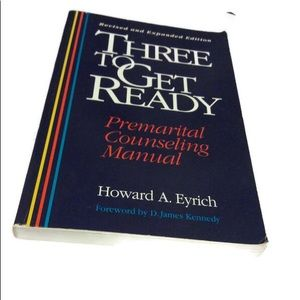 Premarital Counseling Manual by Howard A. Eyrich